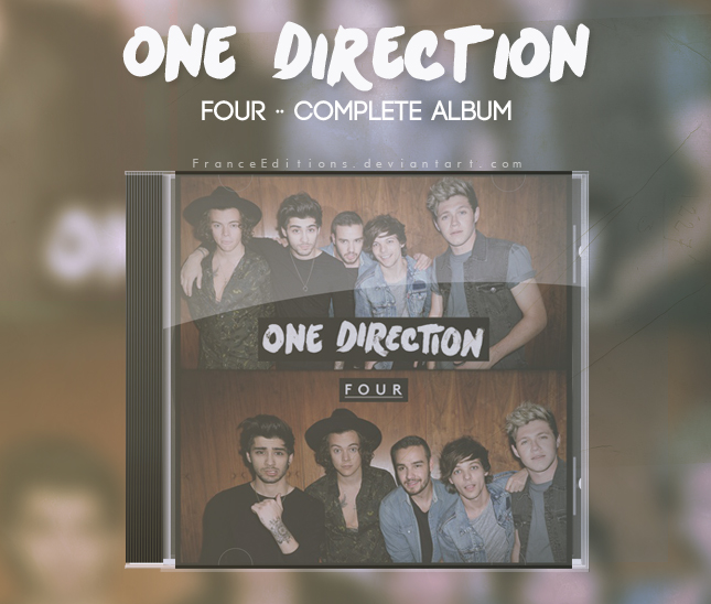 One Direction // FOUR ...