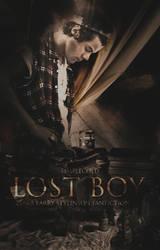 Lost Boy | wattpad cover by FranceEditions