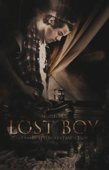 Lost Boy | wattpad cover