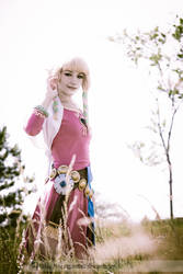 Dreaming of Zelda (SS Zelda) - Colossalcon2012
