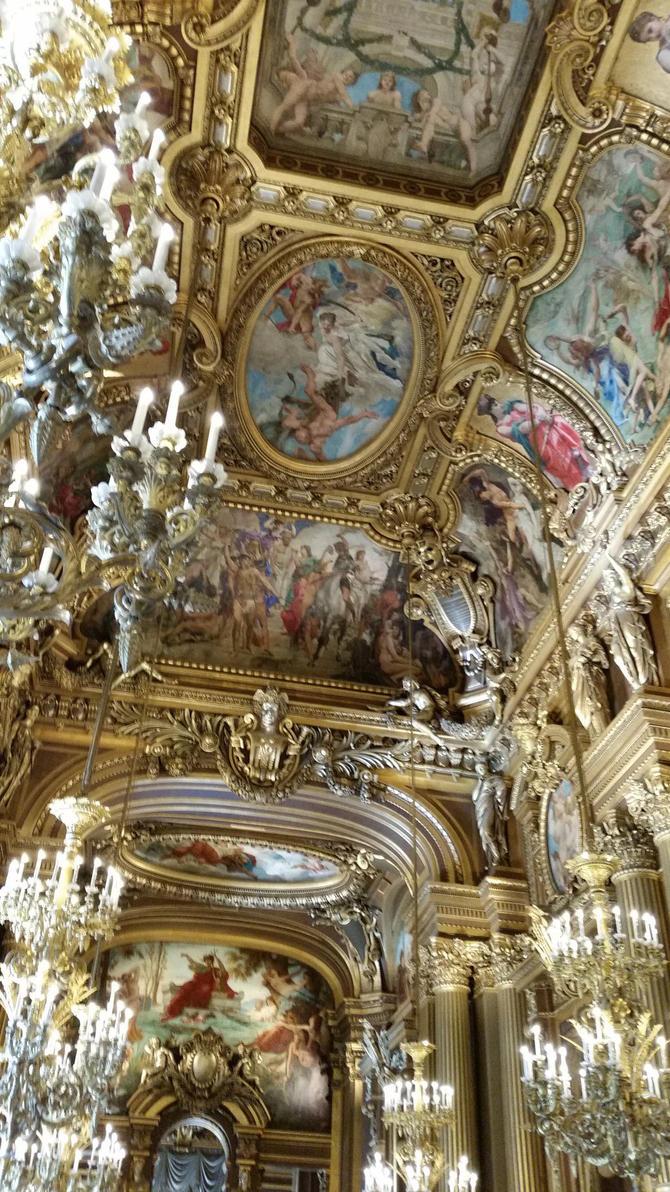 Foyer de la Danse, Palais Garnier 22 by Timebird