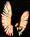 Angel of Music by Timebird