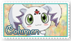 Calumon Stamp by funlakota