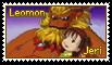 Jeri and Leomon Stamp