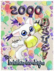 2000 hits by funlakota