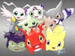 Season 3 Digimon