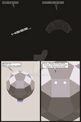 Gone Webcomic Page 03 - No Orders