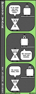 Petty Talk-Cartoons