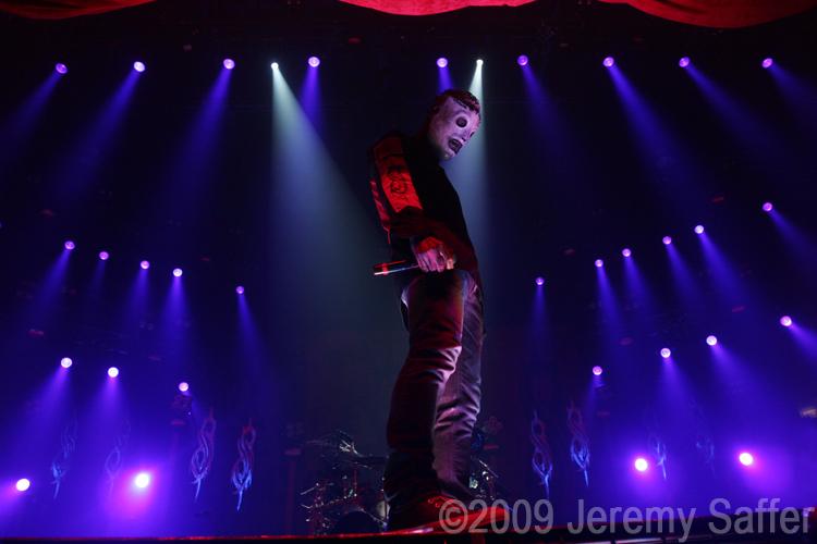 Slipknot - Curtain Call by JeremySaffer