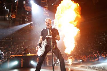 Metallica - Gimme Fire by JeremySaffer