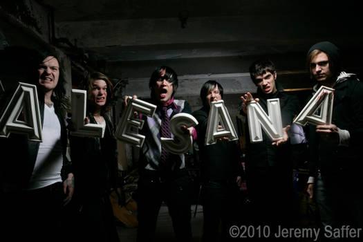 Alesana - Letters
