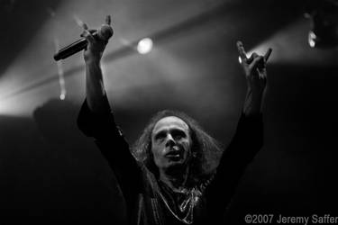 Ronnie James Dio - In Memory by JeremySaffer