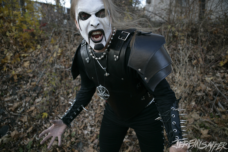Black Metal Sean by JeremySaffer