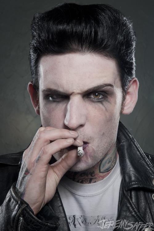 William Control - Smoking by JeremySaffer