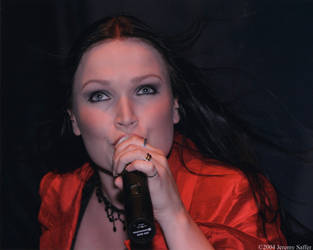 Nightwish - Tarja Turunen by JeremySaffer