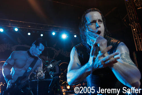 Danzig and Doyle - THE MISFITS by JeremySaffer