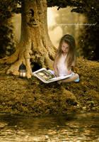 Storytime by empressangel