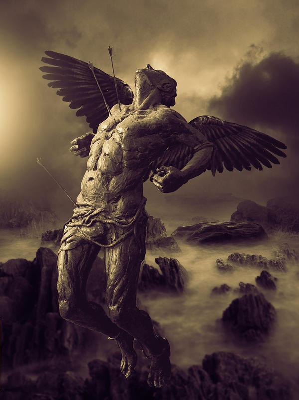 Скачать книгу падшие ангелы и духи тьмы