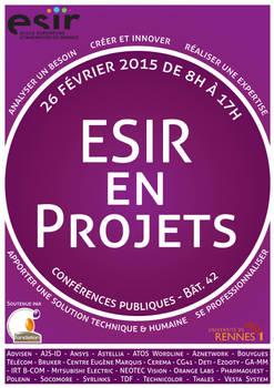 ESIR En Projet 2014