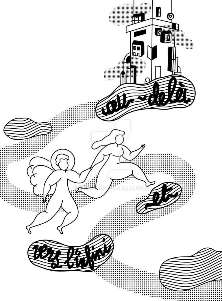 Vers l'infini et au dela - Partie 2 by itzitzi