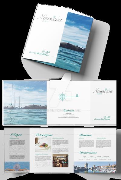 Nausicaa - Brochure by itzitzi