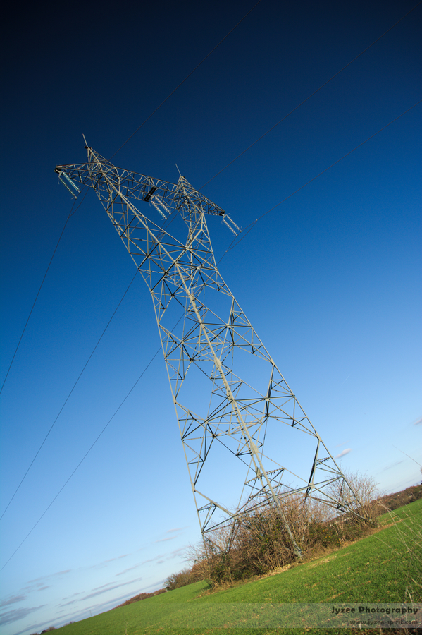 The Pylon by Jyzee