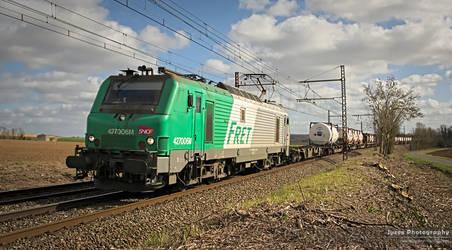 BB 27000 SNCF Fret by Jyzee