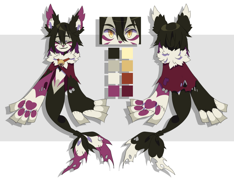 Custom: Ashley-Chan1 by MADoptables