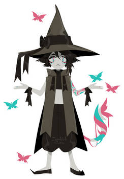 [CLOSED] Ink Witch