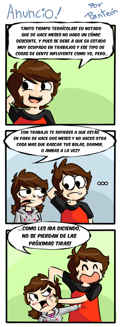 Anuncio! by DonPanteon