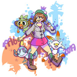 Pokemon Sword and Shield by DonPanteon