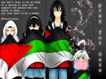 Pray For Gaza, Free Palestine