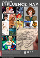 Influence Map by S-Harkey