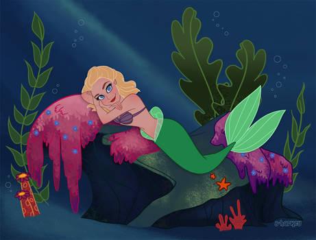 Mermaid Commission