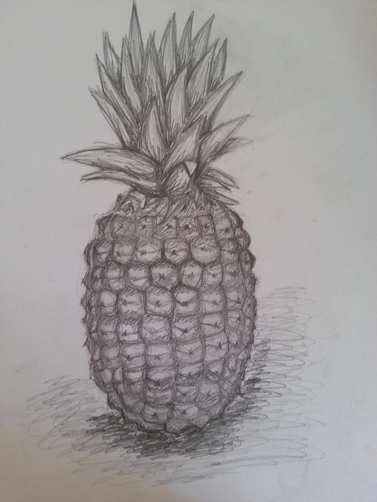 THE Pineapple. by Dragon-Dame