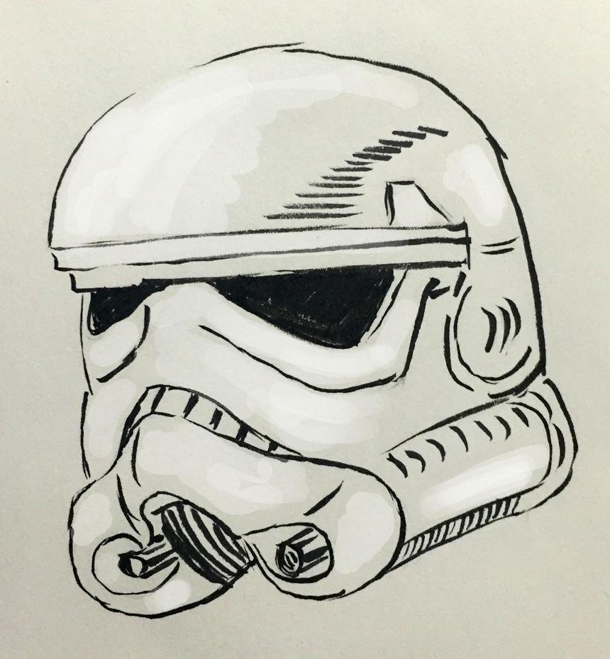 stormtrooper by omer-oGD