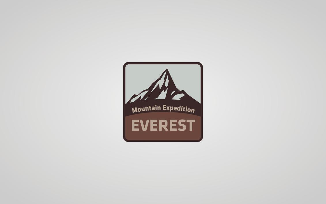 everest badge by omer-oGD