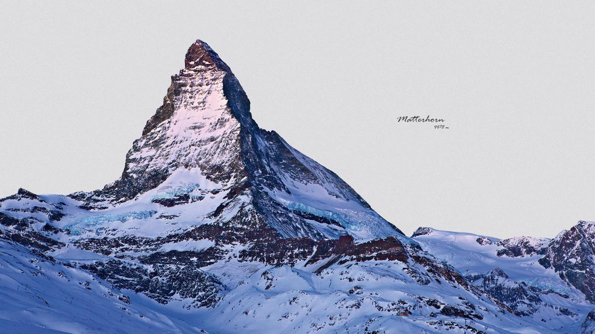 Matterhorn Wallpaper by omer-oGD