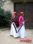 Kenshin Cosplay 2010 V by TORA-KUN