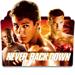 Never Back Down (2008) Folder Icon