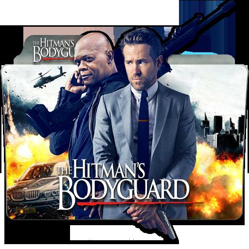 The Hitman S Bodyguard 2017 Folder Icon By Chaser1049 On Deviantart