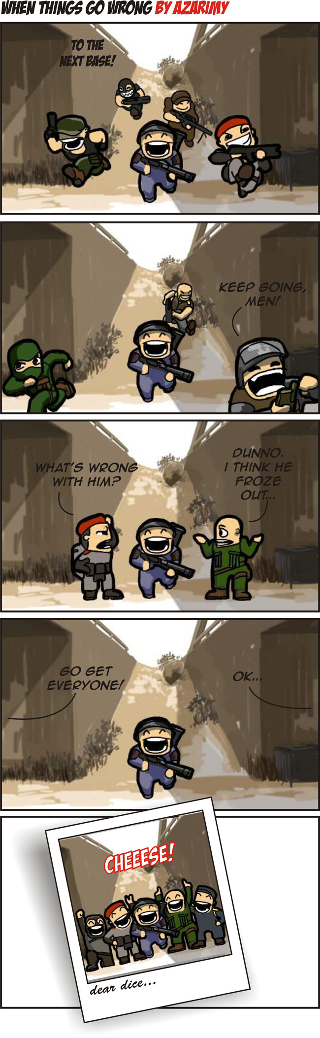 BFBC2: When things go wrong by azarimy