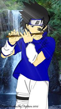 Sasuke Uchiha: Mystical Falls