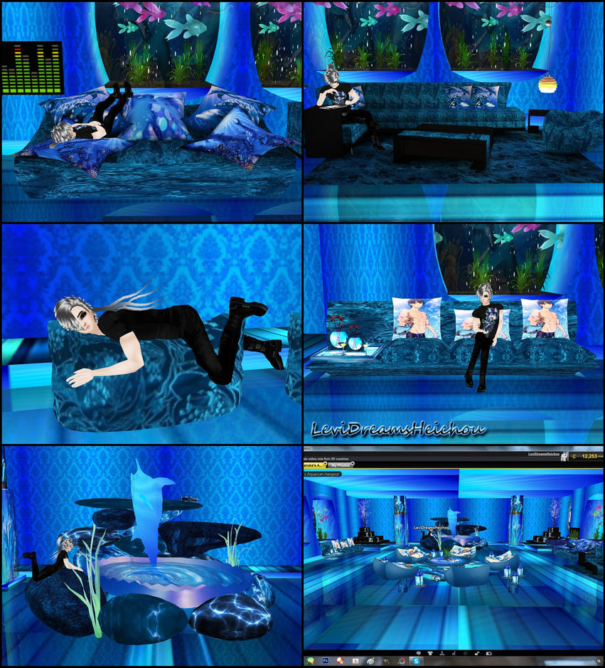 IMVU Products -  New Room and Furniture by Levi-Ackerman-Heicho