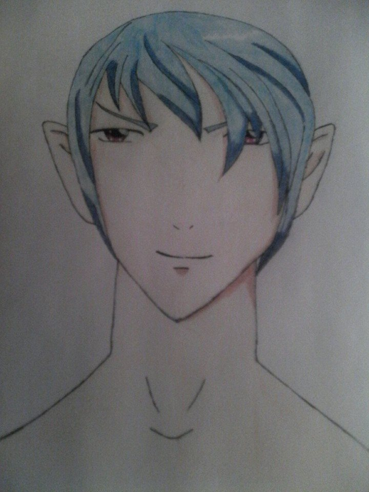 New Character XD by Levi-Ackerman-Heicho