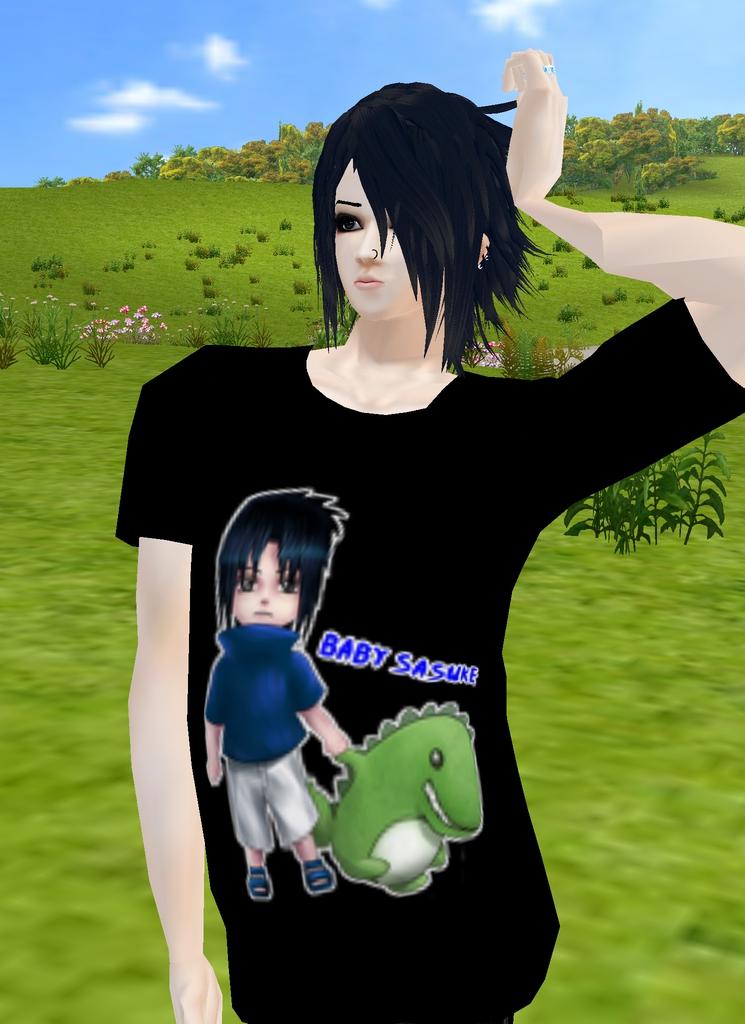 IMVU Products - Baby Sasuke Shirt by Levi-Ackerman-Heicho