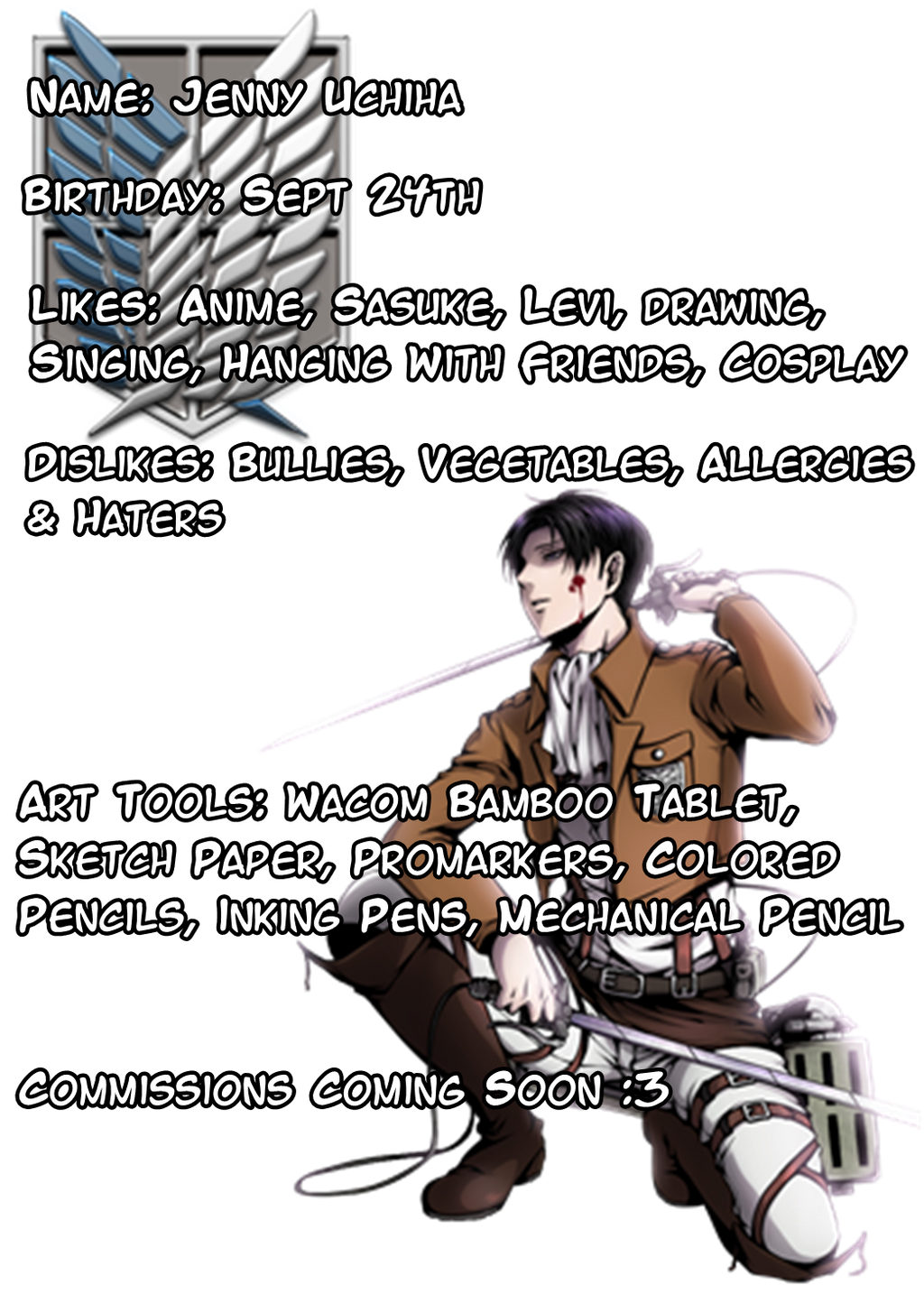 Levi-Ackerman-Heicho's Profile Picture
