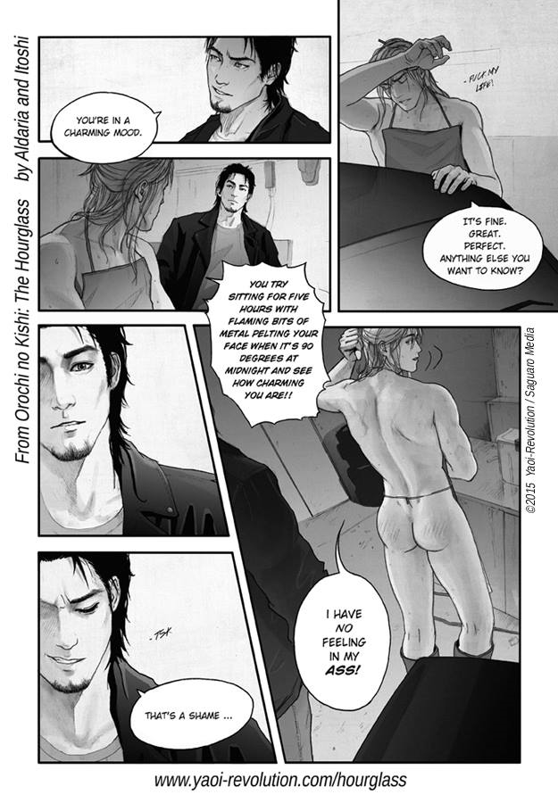 Hourglass Preview by Levi-Ackerman-Heicho