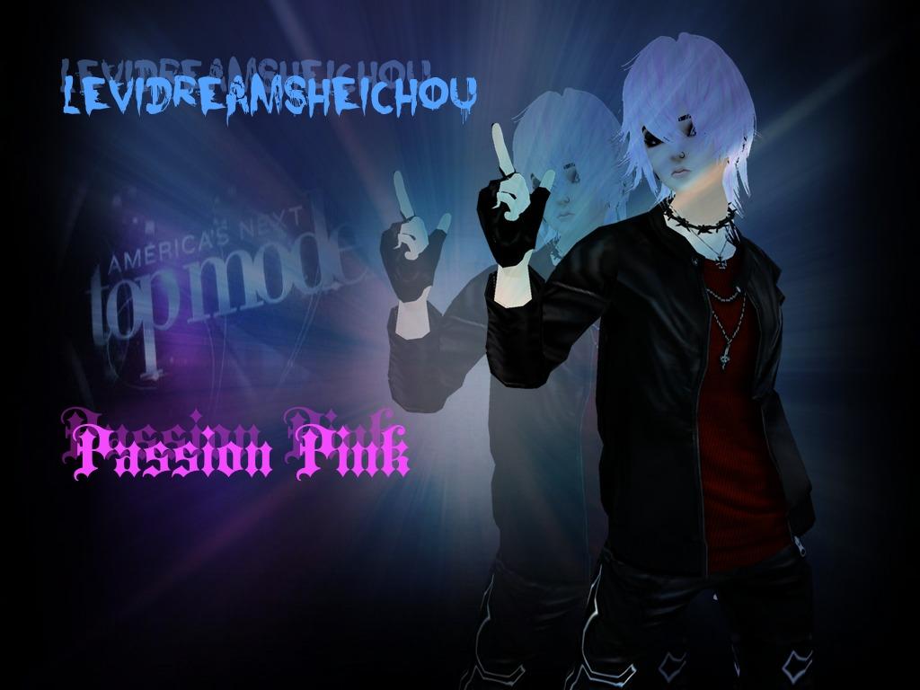 IMVU Product - Passion Pink by Levi-Ackerman-Heicho