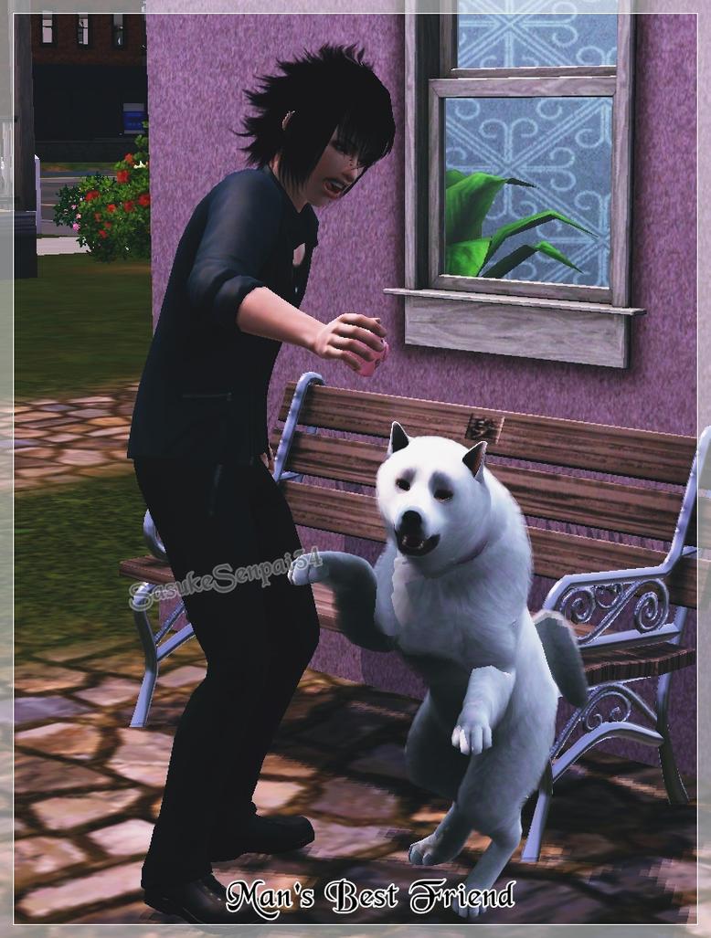 Sims 3 - Man's Best Friend by Levi-Ackerman-Heicho